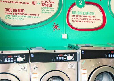 Bubbles Laundromat