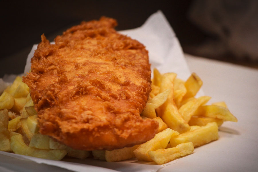 Friars Fish and Chips